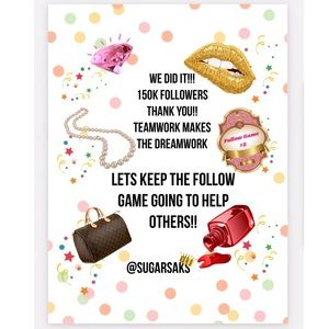 Follow Game #2 Other - New Goal 300,000 Followers 💃🏽🎉FG #2